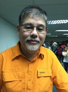 IDRN trainer Daron Tan
