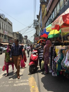 Karol Bagh in New Delhi ... to place to haggle for bargains